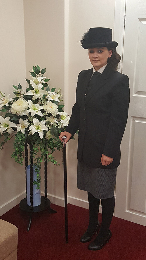 Cleveleys NC Funeral Director - Charlotte